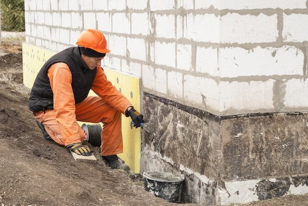what type of foundation is suitable for clay soil